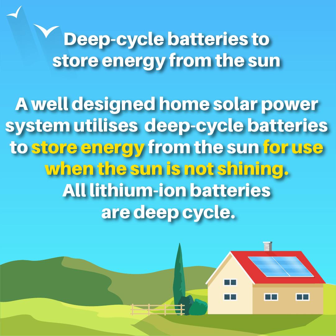 FAQ: Deep Cycle Batteries